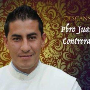 Le père Juan Miguel Contreras Garcia assasiné au Mexique