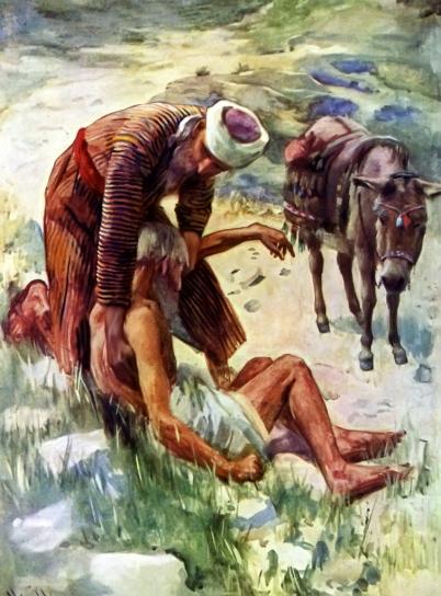 Bon Samaritain 1