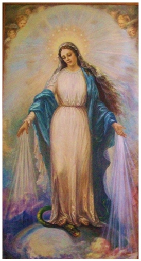 MARIE SERPENT Virgen Inmaculada1