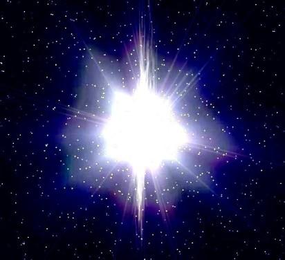 étoile Supernova