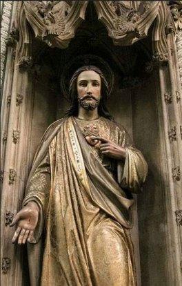 PRIEZ-VOUS POUR LA CONVERSION DE VOTRE FAMILLE ET DE VOS AMIS (ES) ? Sacre-coeur02