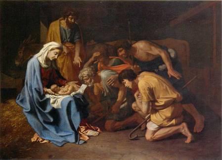 Adoration_des_bergers_-_Poussin_-_Alte_Pinakothek_München