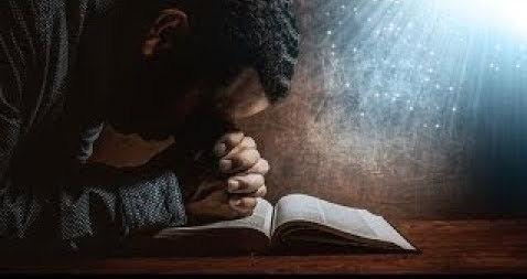 prier bible