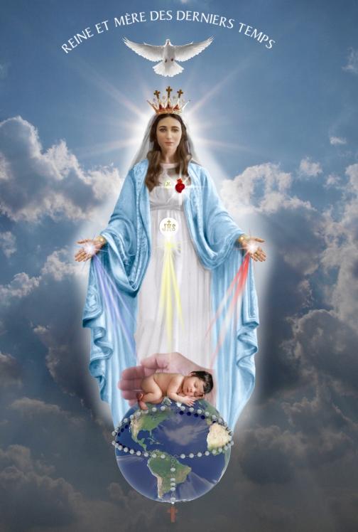"""Résultat de recherche d'images pour """"luz de maria prophète"""""""