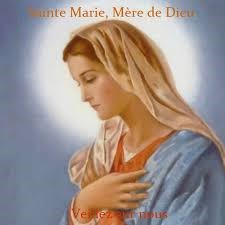 MARIE MERE DE DIEU