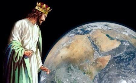 jésus roi des rois