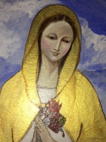 APOSTOLAT COEUR UNIS DE JÉSUS Vierge-Marie