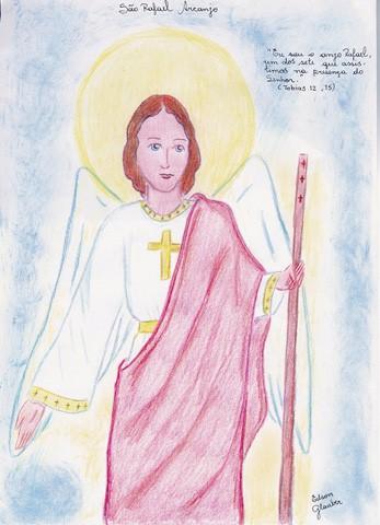 Demandez l'intercession de Saint-Raphaël Archange-raphael