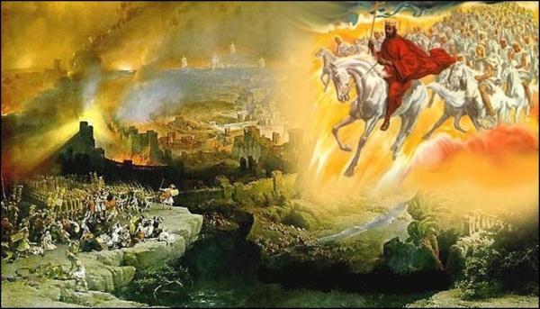 DERNIER JUGEMENT Armagedon