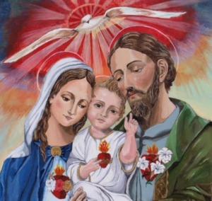 Comment s'alimenter pendant cette « Quatorzaine » forcée ?  Apostolat-des-coeur-unis-jc389sus-marie-saint-joseph