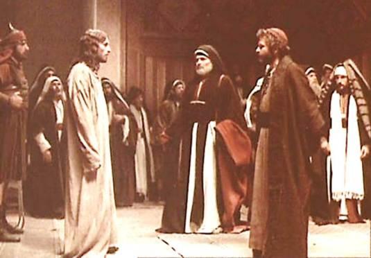 CAIPHE proces-jesus