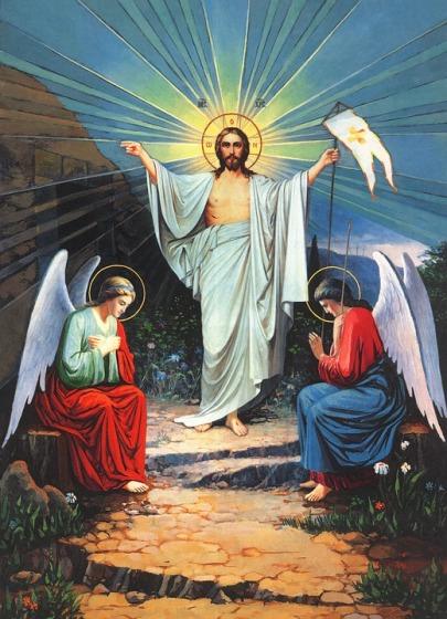 resurrection jésus