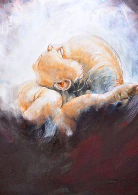 bébé fragile
