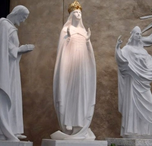 Knock, Our Lady Mediatrix Mediatrix of All Graces & the Immaculate ...OurLady