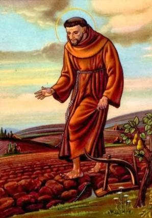 « Le DÉTACHEMENT tend vers un pur néant, car il tend vers l'état le plus haut où Dieu peut agir en nous » Saint-francois-d-assise