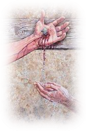 image communion spirituelle fille du oui